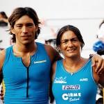 Soledad Omar e Ezequiel Morales